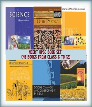 UPSC Book Set